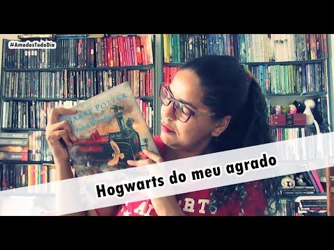 #AmadosTodoDia 04: Projeto Revisitando Mundos - Harry Potter e a pedra filosofal