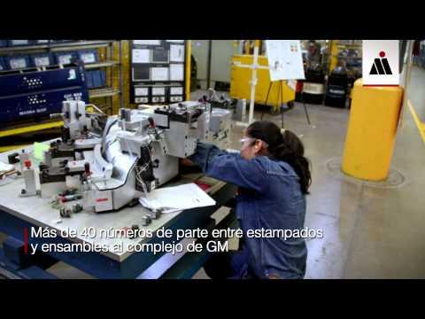 MAGNA - Semana de la Calidad GM (видео)