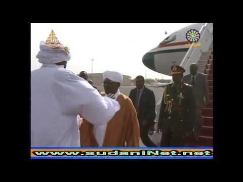 البشير يعود من السعودية بعد لقاء سلمان وتهنئة ولي العهد الجديد
