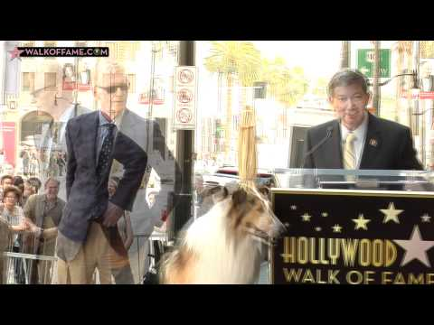 Bill Geist Walk of Fame Ceremony