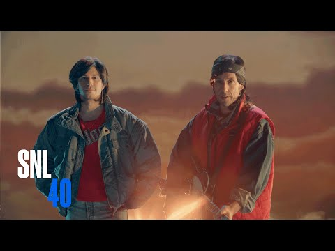 Digital Short: That's When You Break – SNL 40th Anniversary Special