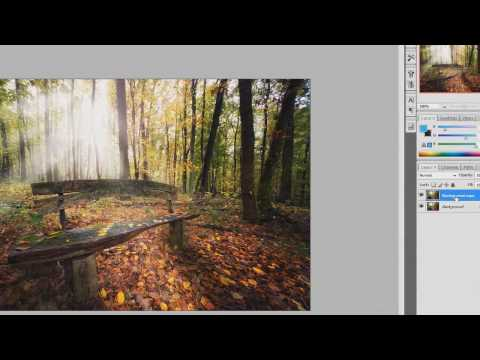 Photoshop: HDR Effect Tutorial