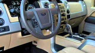2011 Ford F150 Crew Cab Lariat 4x4 With Lariat Plus Package (Ft. Worth, Texas)