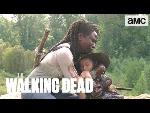 (SPOILERS) 'Michonne's Scars' Inside Ep. 914 BTS | The Walking Dead