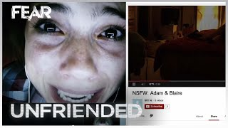 Blaire and Adam are Exposed   Unfriended