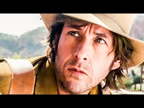 THE RIDICULOUS 6 Trailer (2015)