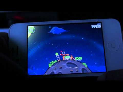 angry birds space ios 4.1