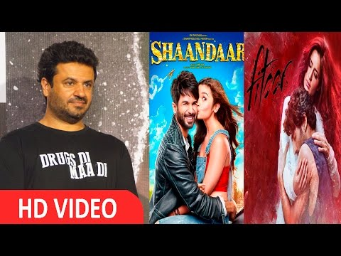 Amit Trivedi Did A Great Job In Shaandaar & Fitoor:  Vikas Bahl