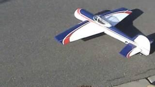Richard Flying RC Yak 55m Tehachapi California 10-19-2011