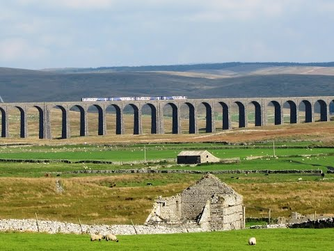 The Yorkshire Three Peaks No 2   Whernside from Ribblehead Viaduct round | yorkshire dales  Walks