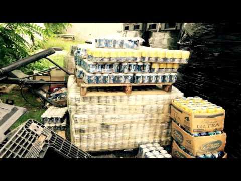 Decomisan mil 500 cervezas en Saltillo