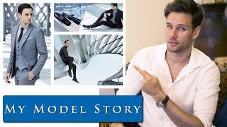 Video How I Started My Modeling Career (How I Became A Male Model Story) MP3, 3GP, MP4, WEBM, AVI, FLV Mei 2019