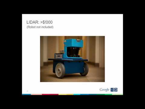 Android - Ryan Hickman, Damon Kohler, Ken Conley, Brian Gerkey Learn how developers can accelerate the pace of robotics research and development and make high functioning robots affordable and universally...