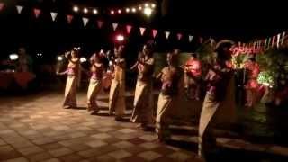 Songkran Traditional Thai Country Music And Dance Bang Niang Beach Takuapa Khao Lak