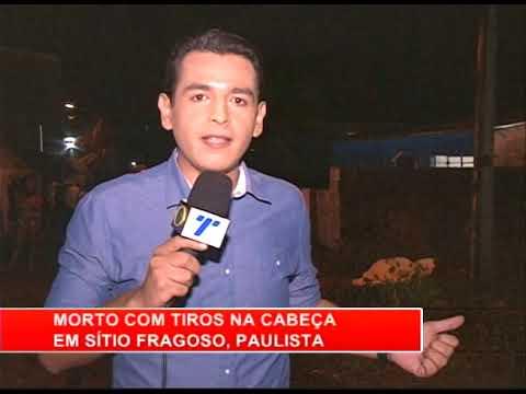 [RONDA GERAL] Morto com tiros na cabeça em Sítio Fragoso, Paulista