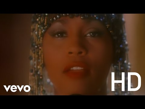 Nothing - Music video by Whitney Houston performing I Have Nothing. (C) 1992 Arista Records, Inc.