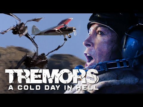 Ass Blasters? In The ARCTIC!? | Tremors: A Cold Day In Hell