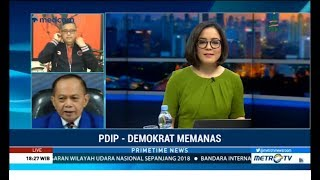 Video Mendadak PDIP-Demokrat Memanas! MP3, 3GP, MP4, WEBM, AVI, FLV Desember 2018