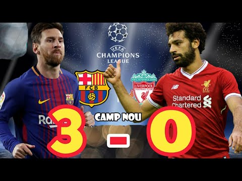 barcelona vs liverpool - all goals and highlights hd ucl 2019 | (3-0)
