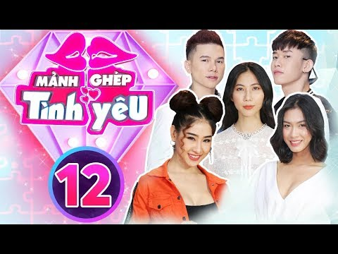 OFFICIAL  MANH GHEP TINH YzU - TУp 12 Full  Aqua Entertainment