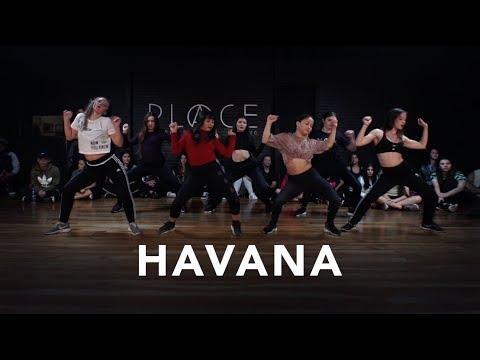 Havana - Camila Cabello   Choreography Vale Merino @valemerinom (видео)