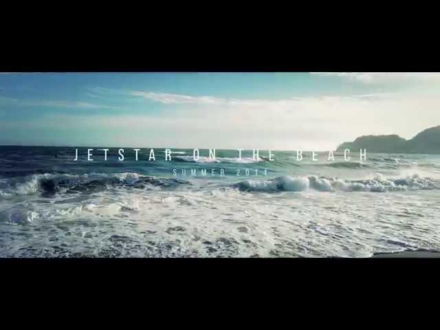 Jetstar on the Beach ☆Thank You Movie☆