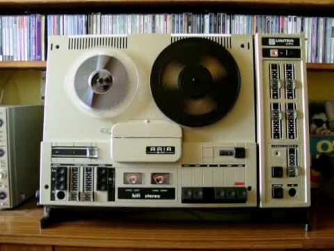 Magnetofon Aria MS2411