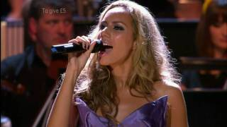 Leona Lewis - Happy & Run (Children in Need Rocks the Royal Albert Hall - 19Nov2009)