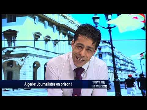 Algerie: Journalistes en prison !