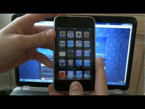 comment localiser mon ipod touch