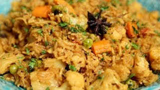 Tehri India  city pictures gallery : Vegetable Tehri | Easy To Make One Pot Rice Dish - Indian Delicacy | Ruchi's Kitchen