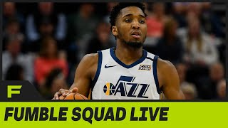 Donovan Mitchell Says Relationship With Rudy Gobert Is PERFECTLY FINE Post Corona Drama | TFSL by Obsev Sports