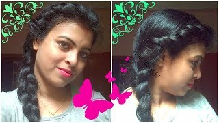 hello everyone....Today i am going to show you a Quick Easy & Simple Everyday Hairstyleplz LIKE the video & SUBSCRIBE to my channel*************************************************CONTACT:mkb.makeubeautiful@gmail.comFOLLOW ME:--------------------- TWITTER:https://twitter.com/makeUabeautifulFACEBOOK:https://www.facebook.com/MakeUbeautiful-1671222829841630/XOXOMoumita**********---------------------------------------------WATCH MY OTHER VIDEOS:-----------------------------------------------Neutrogena Rainbath Refreshing Shower and Bath Gel Review  Buy it or Not??!!  makeUbeautifulhttps://youtu.be/jgjMXeELIogHow to Remove Sun Tan Instantly from Face & Body  100% Effective Result  With Live Demohttps://youtu.be/svsEXkQ2JnE3 BEST FACE PACK FOR SUMMER  GET SUNTAN FREE ,OIL FREE, FRESH, GLOWING & HYDRATED SKINhttps://youtu.be/sRF39w7cBtcEASY ELEGANT HAIR BUN FOR MEDIUM/LONG HAIR TUTORIALINDIAN HAIRSTYLE FOR SAREEPARTY HAIRSTYLE https://youtu.be/XPyDLt5EKIsPATANJALI BODY UBTAN REVIEW  HOW TO USE PATANJALI BODY UBTAN  PROS & CONShttps://youtu.be/G8AnA-KIeOUHOW TO LIGHTEN DARK UNDERARMS EASILY AT HOME  GET RID OF DARK ARMPITS FAST  makeubeautifulhttps://youtu.be/r6vJMC28bNsTOP 6 AFFORDABLE SUMMER LIPSTICKS FOR INDIAN SKINTONE UNDER Rs 650/-  makeUbeautifulhttps://youtu.be/urIEvS7A7nEHOW TO GET RID OF DARK SPOTS,BLACK SPOTS,ACNE SCARS  GET BRIGHTER,CLEAR,SPOTLESS SKINhttps://youtu.be/_K-M41qLAeEHomemade BODY UBTAN/BODY PACK to get Even Looking, Brighter, Healthy , Glowing & Suntan Free Skinhttps://youtu.be/I2eoJJcxwf0GET GLOWING SKIN INSTANTLY  #WINTERSPECIAL Facemask for Healthy Skinhttps://youtu.be/eHy88IX7vbkBEST BODY OIL AT AFFORDABLE PRICE  PATANJALI TEJAS TAILUM REVIEWhttps://youtu.be/6bchAGEcv50GET FAIR SKIN IN JUST 20 MINUTES  VERY EFFECTIVE NATURAL HOME REMEDYhttps://youtu.be/5uNqnGDa3-sMagical Remedy To Get Crystal Clear Spotless Skin Overnight  100% Tried & Testedhttps://youtu.be/SwG4qTRHJ2sHow To Make BRIDAL UBTAN To Get The Bridal Glow https://youtu.be/J7KWrEa7Ul8D