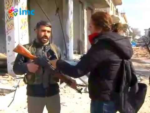 Tarihi zafer sonrası Kobani'den ilk görüntüler