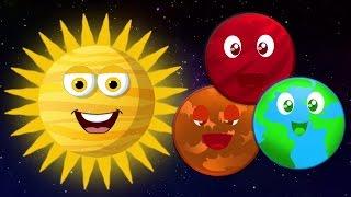 Planit lagu   Belajar Planet   Lagu untuk Anak   Solar System Song   Educational Song   Planets Song