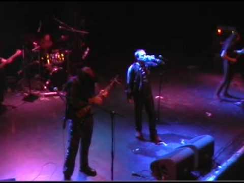 Noneuclid - The Digital Diaspora live 07 online metal music video by NONEUCLID