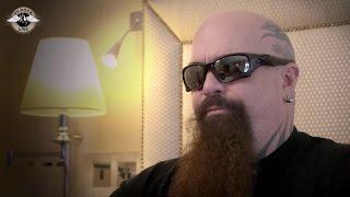 Slayer - Interview Kerry King - Paris 2015