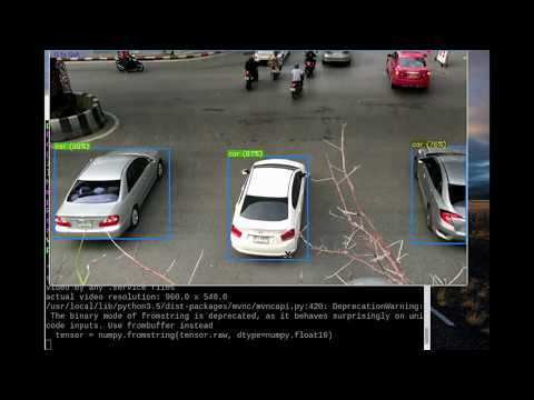 Raspberry pi Video Object Detection with intel® Movidius™ Neural