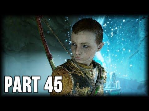 God of War - 100% Walkthrough Part 45 [PS4] – The Realm of Fog
