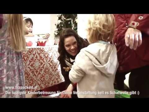 Filzen mit Kindern – Kinderbetreuung & Stand am Weihnachtsmarkt am Malznerhof in Wallern