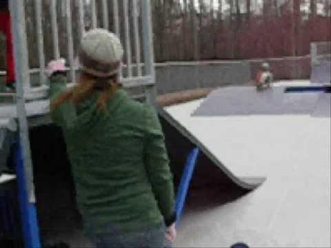 1-09 Caroline County Skate Park- R.E. Skateboards