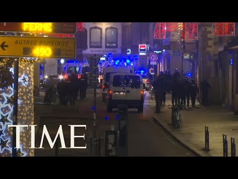1 Dead, 10 Injured In Shooting Near Christmas Market In Strasbourg, France: Reports | TIME