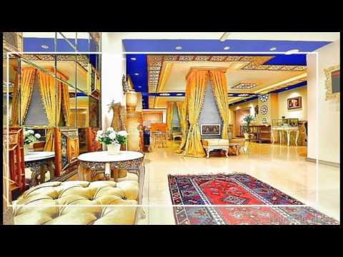 Edibe Sultan Hotel, Istanbul, Turkey (видео)