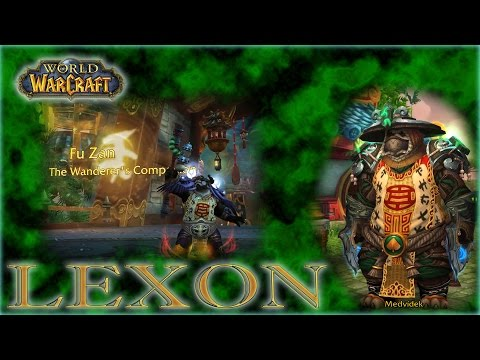 World of Warcraft s Medvídkem #82 - Brewmaster Specialization (Tank - Scenario - Fu Zan)