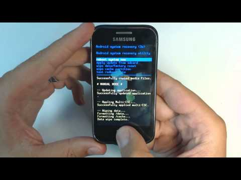 Samsung Galaxy Ace Plus S7500 hard reset 2013-08-13T12:11:56.000Z