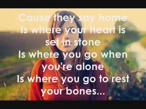 Home by Gabrielle Aplin (Lyrics)