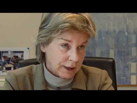 Strategy 2012-2015: Interview with Mrs Maud de Boer Buquicchio