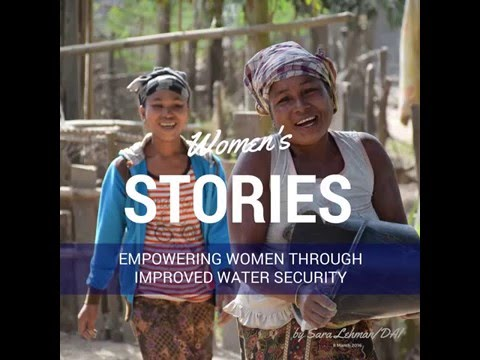 Empowering WOMEN through Improved Water Security