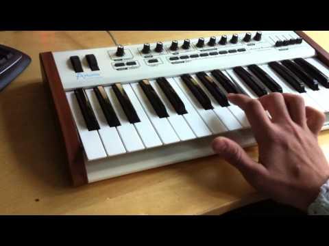 John Mayer - Waiting on the world to change Tutorial Piano Riff