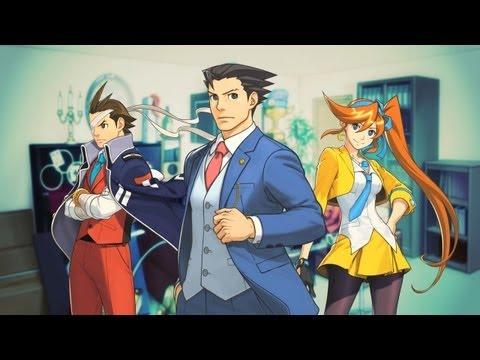 Phoenix Wright: Ace Attorney - Dual Destinies #2